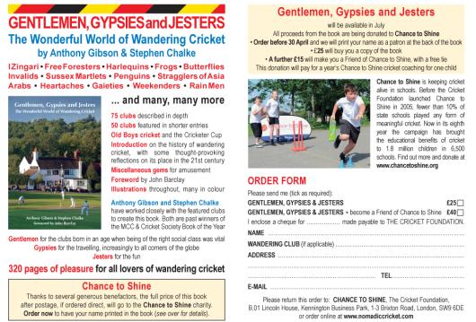 GG&J leaflet A4 Spread